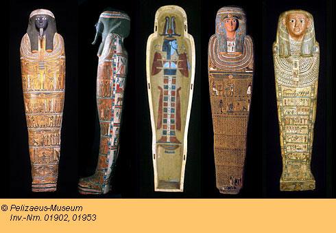 Pharaonen für echt
